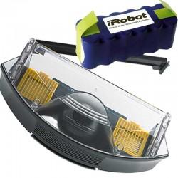 Pack batería IROBOT XLIFE + deposito HEPA para IROBOT ROOMBA serie 700
