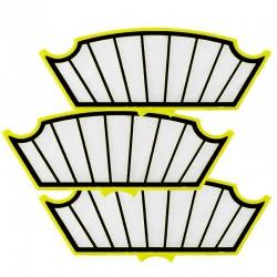Paquete de 3 filtros estándar para IROBOT ROOMBA serie 500