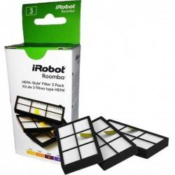 Filtro HEPA para IROBOT ROOMBA series 800/900 (3 uni.)
