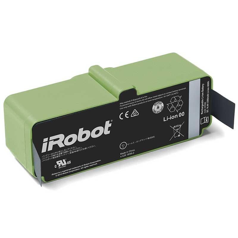 Batería original iRobot Roomba Lithium Ion 2800mAh