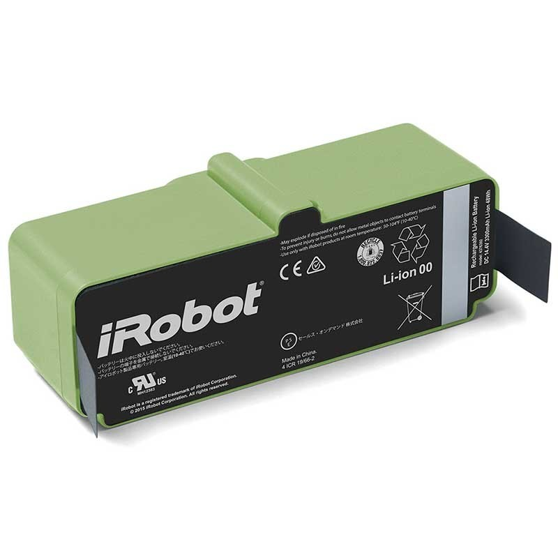 copy of Bateria original iRobot XLIFE...