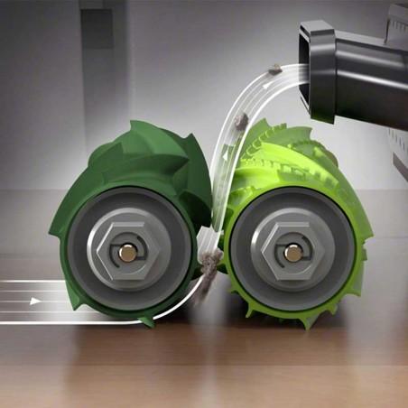 iRobot ROOMBA E6 Robot aspirador con deposito lavable al agua