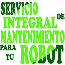 Servicio Integral de Mantenimiento para tú robot Roomba