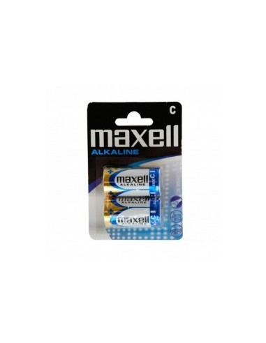 Maxell LR14 C pila alcalina de 1.5V (2 uni.)