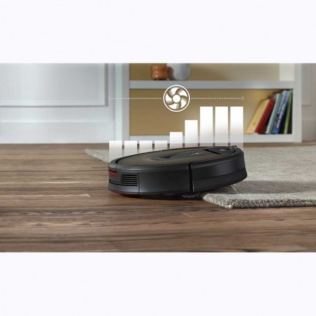 IROBOT ROOMBA 970, Robot aspirador serie 9 que sube alfombras
