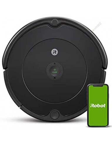iRobot ROOMBA 692, Robot aspirador serie 6 con control por iRobot Home