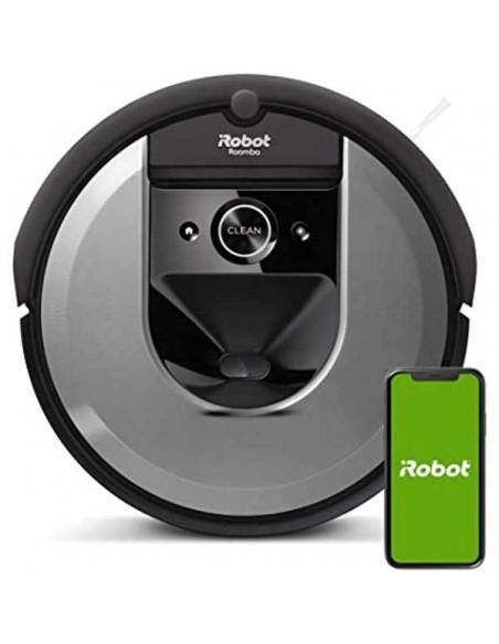 iRobot ROOMBA I7 (i7556) Robot aspirador conectado a Wi-Fi® con vaciado automático de la suciedad