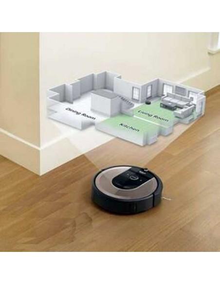 iRobot ROOMBA I7 Robot aspirador con tecnología Imprint™ Smart Mapping