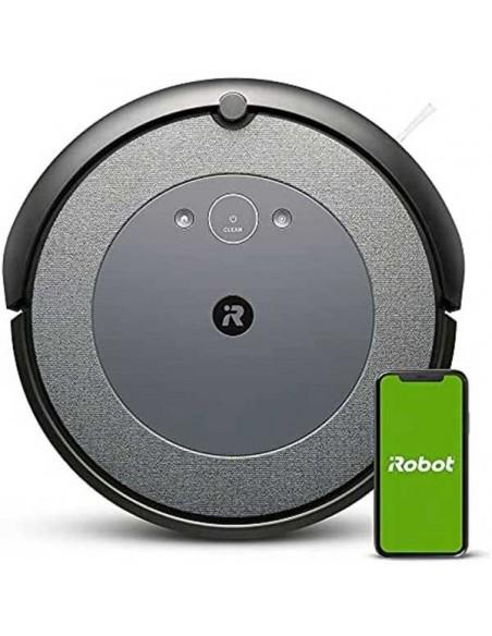 iRobot ROOMBA i3 Robot aspirador compatible con tu asistente de voz