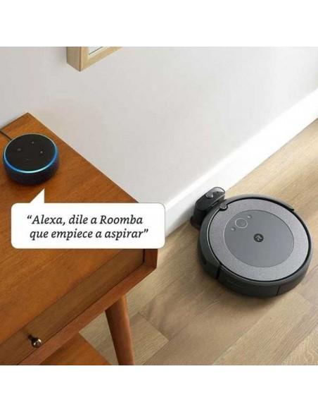 iRobot ROOMBA i3 Robot aspirador compatible con Google