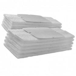 Paquete de 10 paños de barrido en seco para BRAAVA JET 240