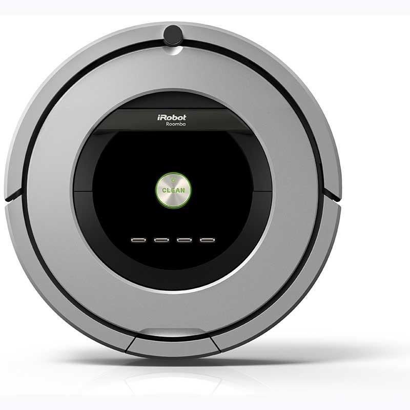 iRobot ROOMBA 886, Robot aspirador serie 8 con control por App