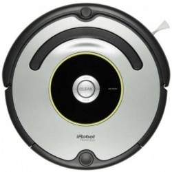 iRobot ROOMBA 616, Robot aspirador con tecnología DIRT DETECT, limpieza en 3 fases