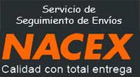 Seguimiento de envíos RobotEscoba.es con Nacex